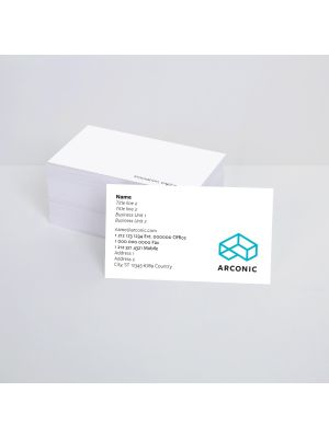 Arconic Standard Business Card